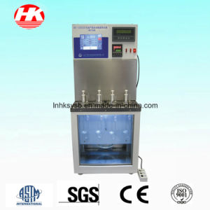 Semi-Automatic Kinematic Viscosity Apparatus pictures & photos