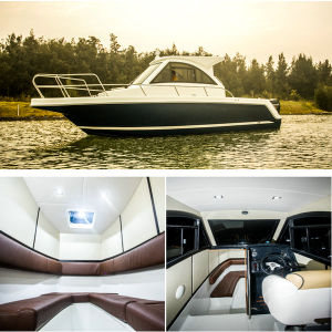 22′ Outboard Motor Speed Sport Yacht Luxury pictures & photos