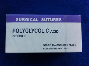 Absorbable and Non Absorbable Surgical Suture with /Without Needle pictures & photos