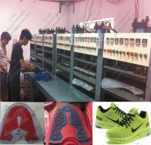 Fashion Kpu Shoes Upper Making Machine, Kpu Shoes Upper Production Line pictures & photos