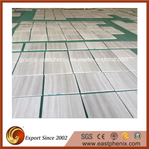 China White Marble Tile for Flooring Tiles pictures & photos
