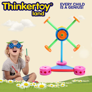 Plastic Windmill Construction Building Block Toy for Daycare pictures & photos