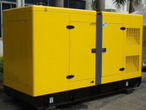 200kVA 160kw Standby Power Silent Type Cummins Diesel Generator pictures & photos