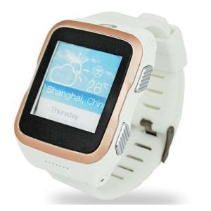 Camera HD Screen WiFi 3G Smart Cell Phone Watch Mobile Phone pictures & photos
