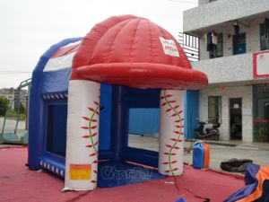 Baseball Inflatable Speed Pitch Sports Game Chsp238 pictures & photos