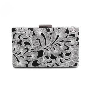 Fashion Elegant Party Handbag Designer Women Box Clutch Bag pictures & photos