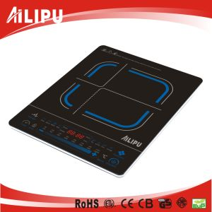 Super Slim Model Slide Touch Control Induction Cooker pictures & photos