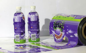 Pet Shrink Sleeve Label for Soft Drink pictures & photos