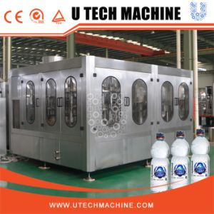 Autoamtic 500ml -1500ml Pet Bottle Mineral Water Filling Line pictures & photos