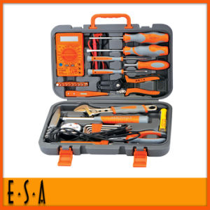 Hot New Product for 2015 Hand Tool Set Wholesale, Popular Cheap Multi Tool Set, High Quality Household Tool Kit T18A127 pictures & photos