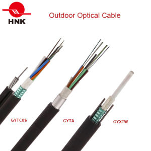Indoor Outdoor Singlemode Multimode Optical Cable pictures & photos