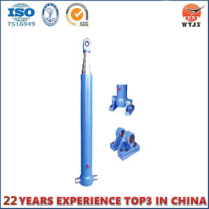 Factory Direct Sale Multistage Front-End Hydraulic Cylinder for Dump Trailer pictures & photos