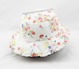 Girl′s Fashion Customized Floppy Hat /Cap pictures & photos