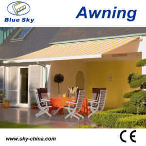 Aluminum Retractable Balcony Canopy Awning (B4100) pictures & photos