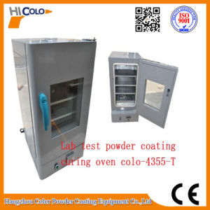 Portable Laboratory Drying Oven for Powder Coating pictures & photos