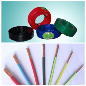Different Specification Customized PVC Insulated Electrical Wire pictures & photos