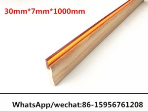 30mm*7mm*1000mm Squeegee with Wooden Squeegee for Oily Squeegee pictures & photos