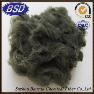 Heat-Resistant Polyester Staple Fiber PSF for Filling Sofa pictures & photos