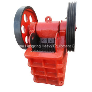 PE 400*600 Kaolin Material Jaw Crusher Machine pictures & photos