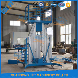 China Hydraulic Outdoor Aluminum Lift Elevator for Sale pictures & photos