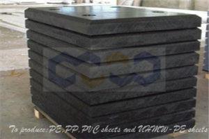 Wear Resistant UHMW-PE Coal Bin Liner