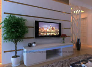 Wooden TV Cabinet Modern Home Living Room LED TV Furniture (BR TV963) Part 71