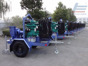 Trailer Centrifugal Water Pump (IS) pictures & photos