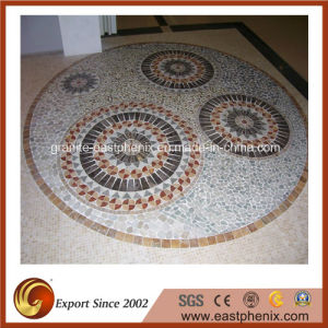 Natural Mosaic Pattern Tile for Flooring Tile pictures & photos