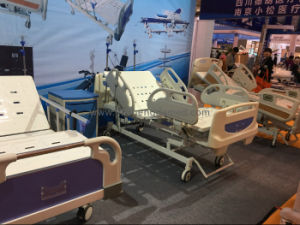 Three Function Electric Patient Bed Cw-A0003b pictures & photos