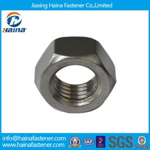 Structural Nuts Stainless Steel A563 2h Nut DIN6915 for Industry pictures & photos
