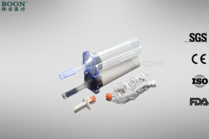 Boon High Pressure Mr Angiographic Syringe for Cardiovascular Intervention & Radiology pictures & photos