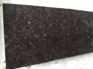 Polished Antique Brown/Angola Brown Granite Stone Flooring pictures & photos