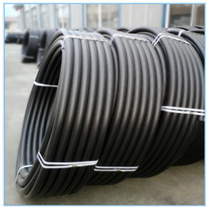 HDPE Water Pipe Plastic Hard Pipe for Water Supply pictures & photos