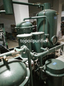 Series Tya-10 Lubricating Oil Purifier/High Temperature Resistance/Perfect Automatic, CE&ISO Reports pictures & photos