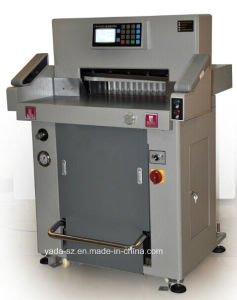 Program-Control Paper Guillotine (YD-H520R / YD-H670R / YD-H720R) pictures & photos
