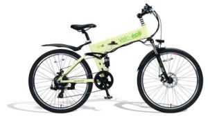 Folding Mountain Electric Bike pictures & photos