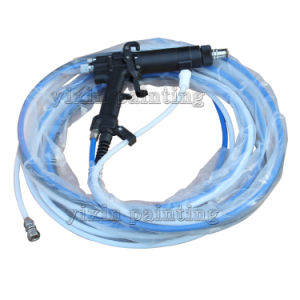 Electrostatic Liquid Paint Spray Gun pictures & photos