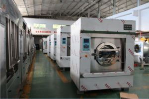 300kg Industrial Hospital Horizontal Washing Machine Prices pictures & photos