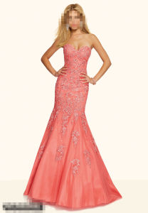 2017 Bridesmaid Cocktail Mermaid Prom Evening Dresses 98002 pictures & photos
