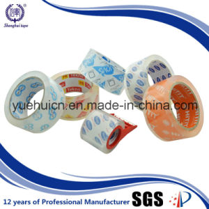 Offer Printed with Tape Dispenser Crystal Clear Packaging Tape pictures & photos