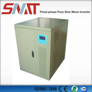 8kw Pure Sine Wave Three Phases UPS Solar Inverter pictures & photos