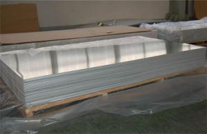 GB Standard 5052 Aluminum Sheet for Automobile Industry pictures & photos