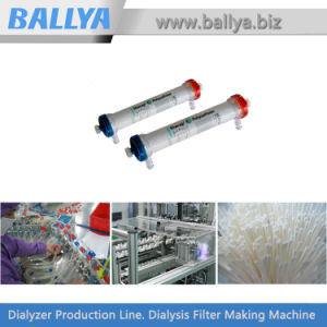 The Most Advanced Manufacturing Technologies Equipment for Dialysis Disposables and Other Membrane-Based Filters