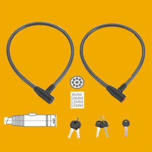 Bike Lock, Bicycle Lock for Sale Tim-Gk101.105 pictures & photos
