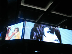 P3.91 HD Indoor Full Color Big Rental LED Video Display pictures & photos