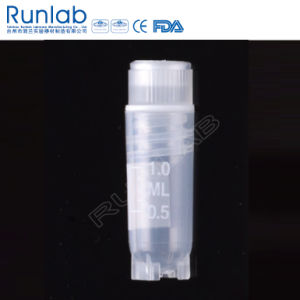 Internal Thread Cryo Vials with Silicone Washer Seal pictures & photos