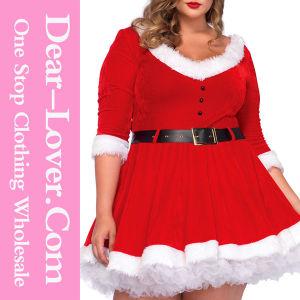 Fever Santa Baby Burlesque Christmas Corset Costume pictures & photos