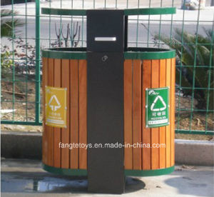 Park Bins, Trash Bin, Dustbin for Public Place, FT-Ptb002 pictures & photos