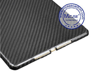 High Quality Real Carbon Fiber Tablet Case Cover for iPad Air 2 pictures & photos