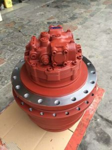 Kyb Hydraulic Drive Final Diesel Travel Motor for Excavator (MSF80VP-G-1) pictures & photos